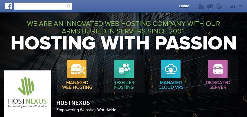 Host Nexus Banner
